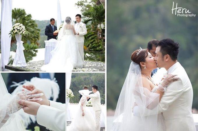 Bali Wedding Photo ~ Zhang Min & Wang YingPing by Heru Photography - 005