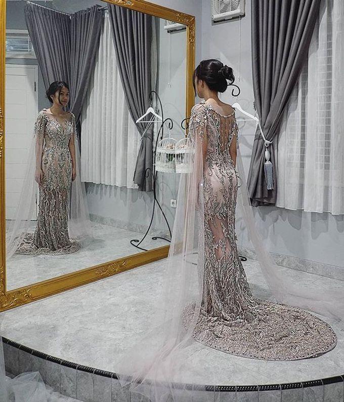 Togi & Sarah Wedding by METTA FEBRIYAN bridal & couture - 005