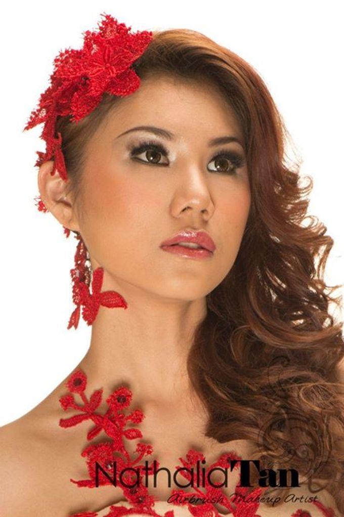 Classic Elegance captured by Nathalia TAN Makeup Artist - 011
