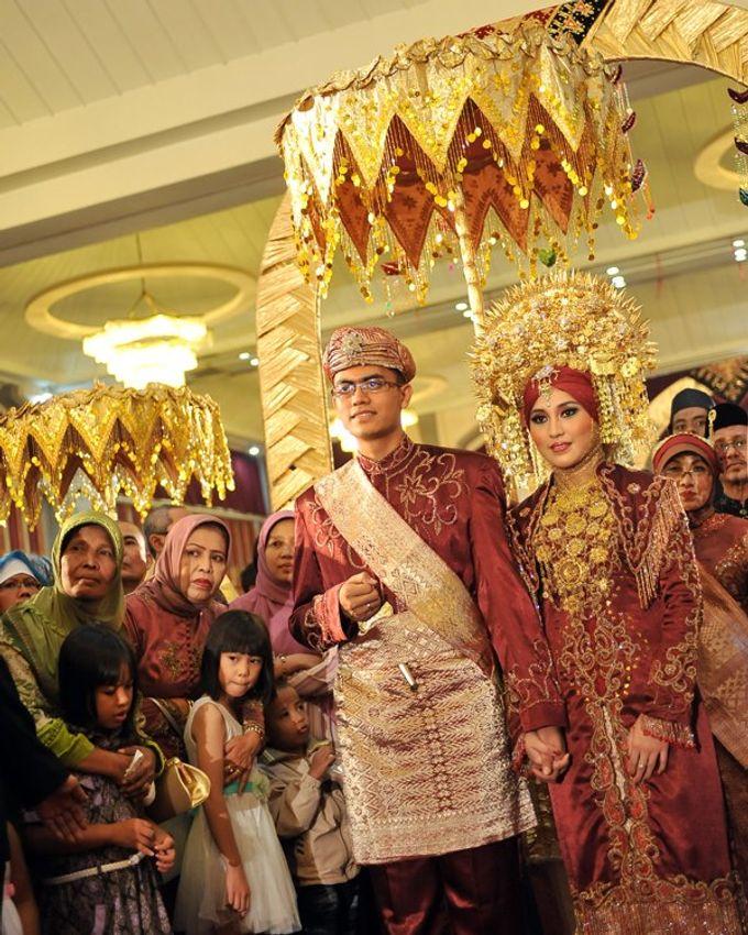 The Wedding Of Utami & Hafidz by Alux's Event & Wedding Creator - 016