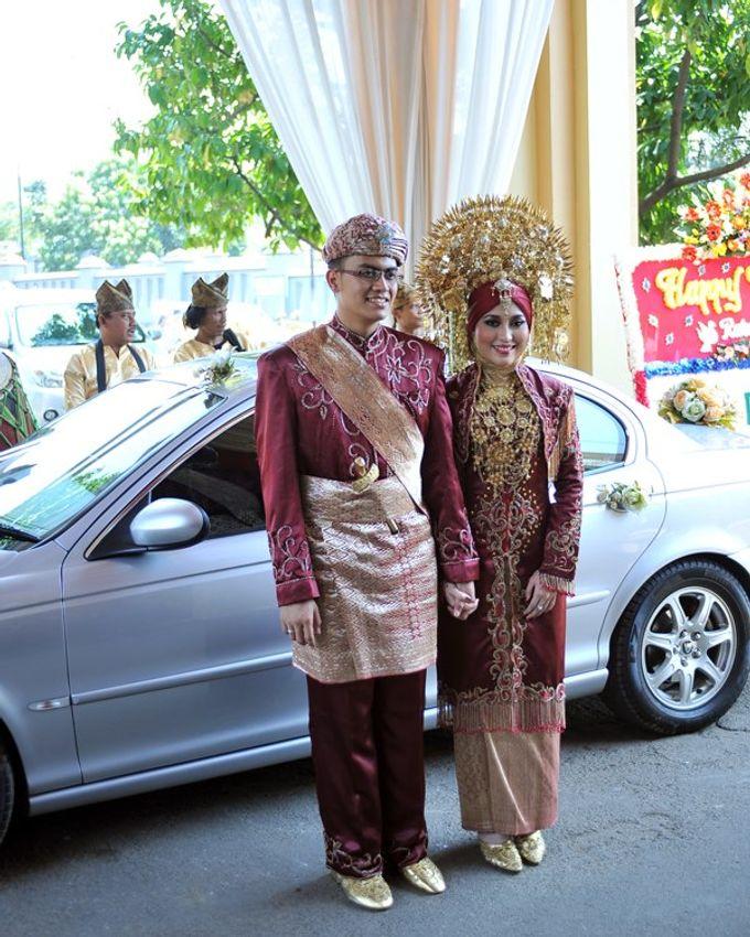 The Wedding Of Utami & Hafidz by Alux's Event & Wedding Creator - 001