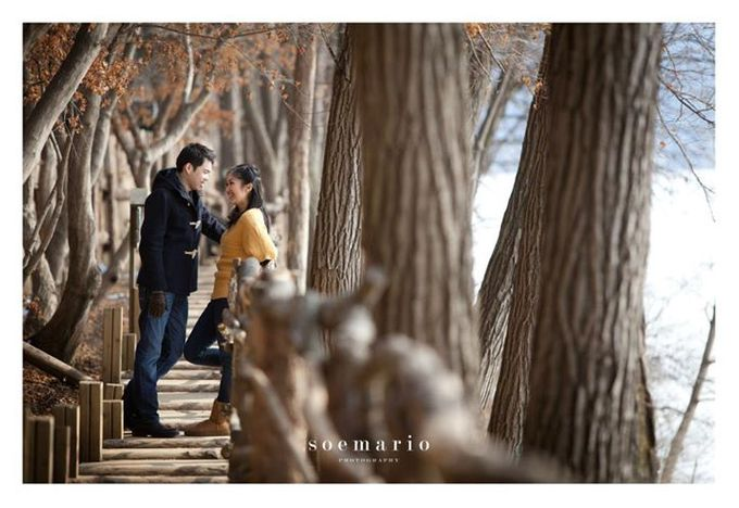 Andrew & Dessy by soemario photography - 001