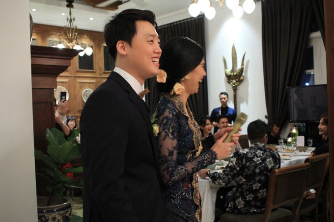 MC Wedding Intimate Plataran Menteng Jakarta - Anthony Stevven by THE PALACE Jeweler - 011
