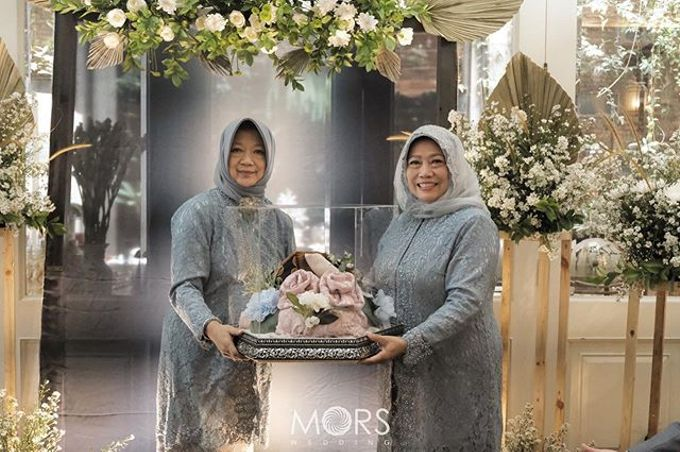 The Engagement of Arief & Scilla by MORS Wedding - 006
