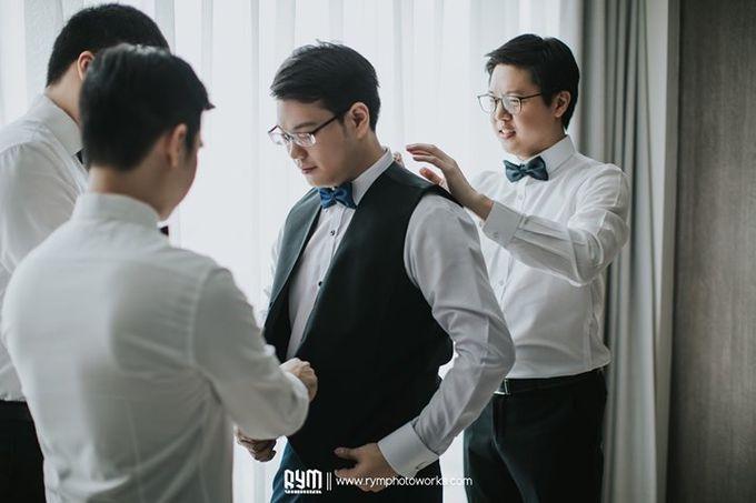 Niko & Anet Wedding Day by RYM.Photography - 017