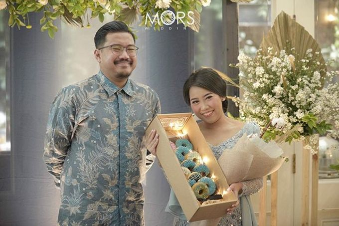 The Engagement of Arief & Scilla by MORS Wedding - 009