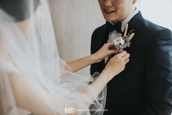 Niko & Anet Wedding Day by RYM.Photography - 028