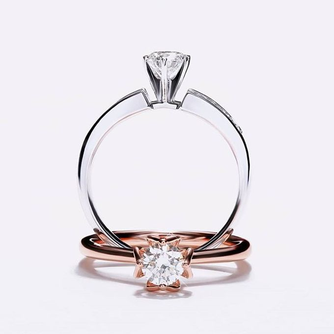 ENGAGEMENT RING by Lino and Sons - 023