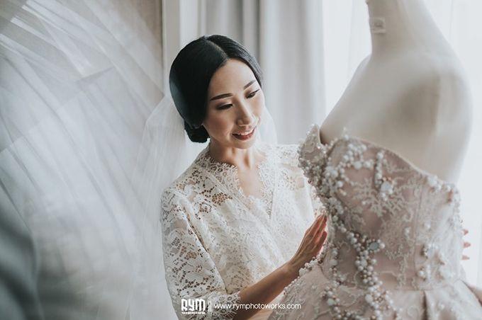 Niko & Anet Wedding Day by RYM.Photography - 009