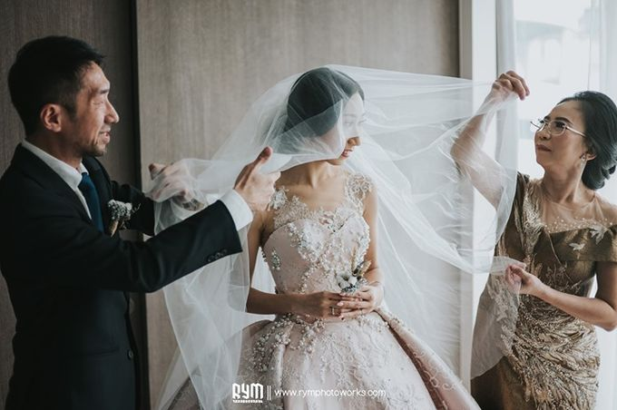Niko & Anet Wedding Day by RYM.Photography - 023