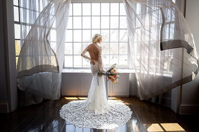 Elegant bride by Motion D Photography - 004