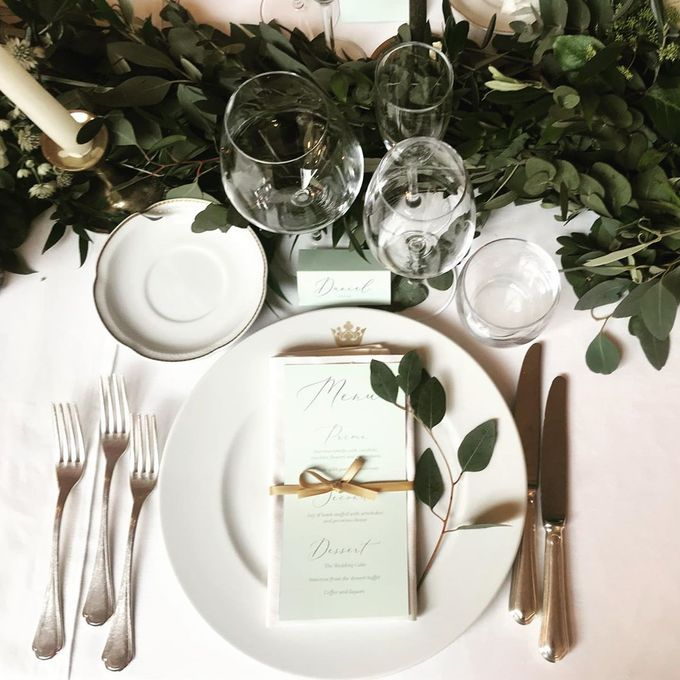 Kat & James Wedding At Umbria by Bridal Luxury Beauty Service - 003