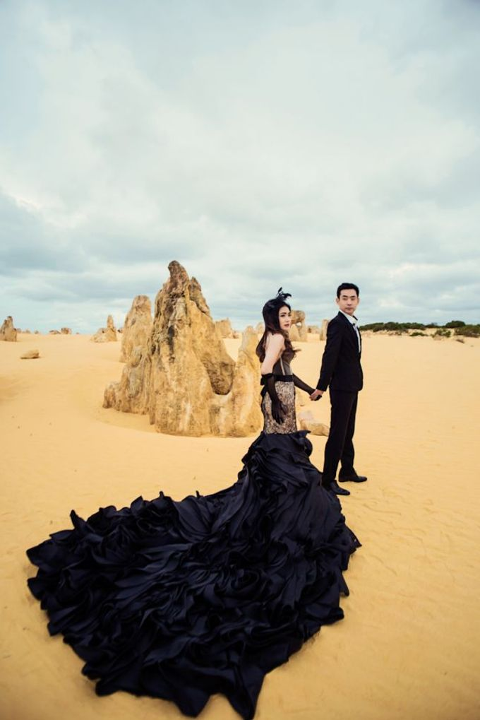 Love, Universal Language - Yeon and Maria Prewedding by Antony by Vow Pictures - 017