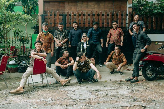 Micro Wedding Okta & Kresna by Kisah Kita Wedding Planner & Organizer - 025