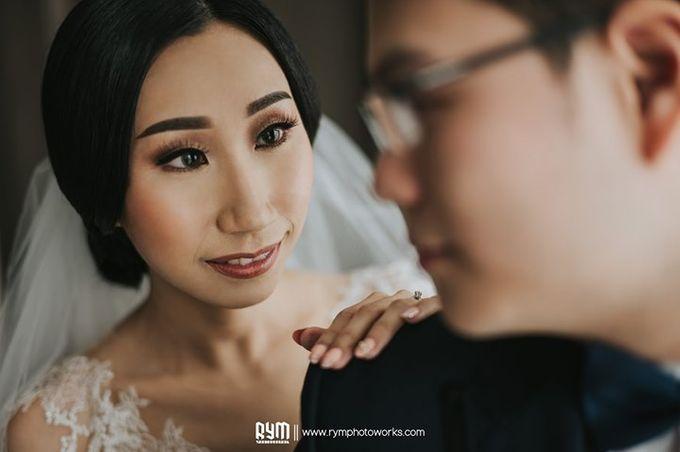 Niko & Anet Wedding Day by RYM.Photography - 030