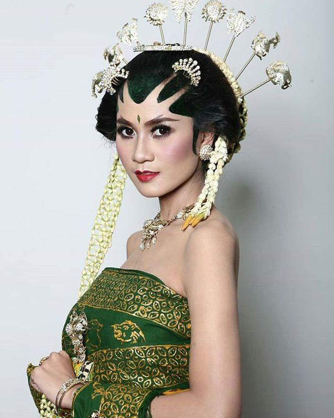 Wedding by Nindy.Permatasari Professional Makeup Artist Indonesia - 001