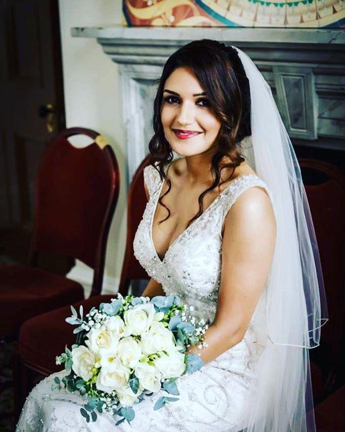 Bridal & events hair  by Danielle Marouzet Hair Design - 019