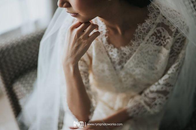 Niko & Anet Wedding Day by RYM.Photography - 008