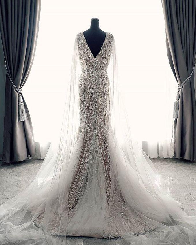 Miss Yenny Wedding by METTA FEBRIYAN bridal & couture - 004