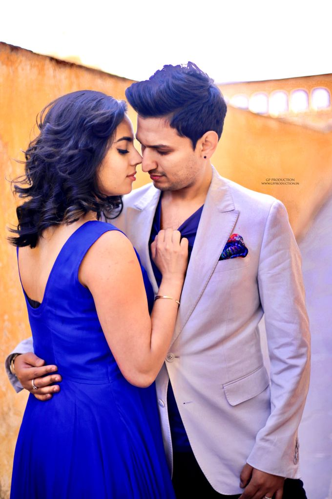 Pre Wedding Shoot by GP PRODUCTION - 017
