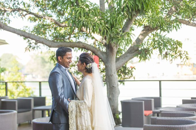 Wedding of Roshani & Charith by DR Creations - 033