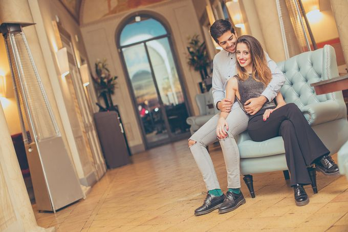 Engagement of Benedetta & Manolo by DR Creations - 046