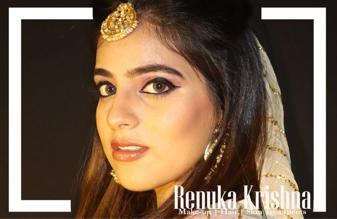 Makeup by Renuka Krishna - 010