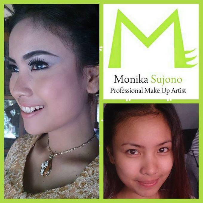 Before After Make up by Monika Sujono Make Up Artist - 029