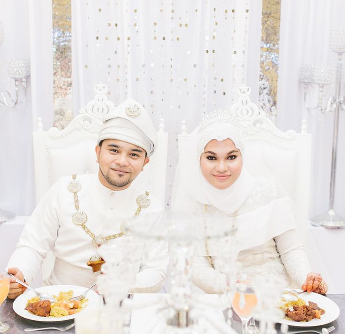 Sharifah Zarah Hanis & Alif Fitri by ankl.co | Lifestyle & Wedding Photography - 008