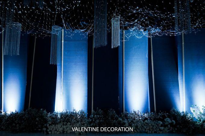 Jason & Devina Wedding Decoration by Valentine Wedding Decoration - 048