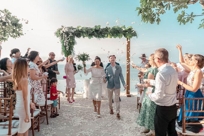 Wedding at Bayuh Sabbha in Uluwatu by Bali Tie d' Knot - 008