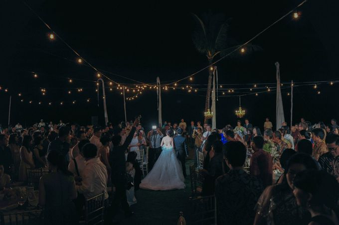 Brian & Imelda Bali Wedding by Ian Vins - 041