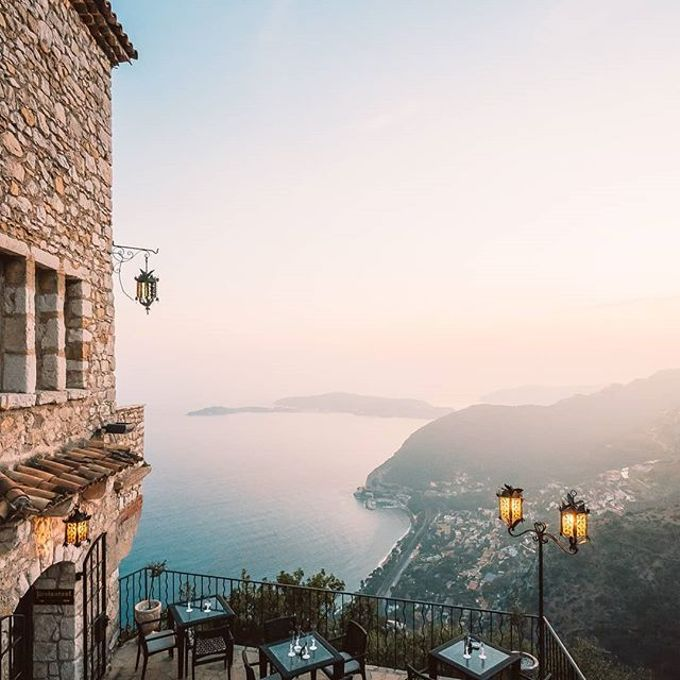 Venues on French Riviera by Destination Wedding Planner & Celebrant by Mira Michael - 009
