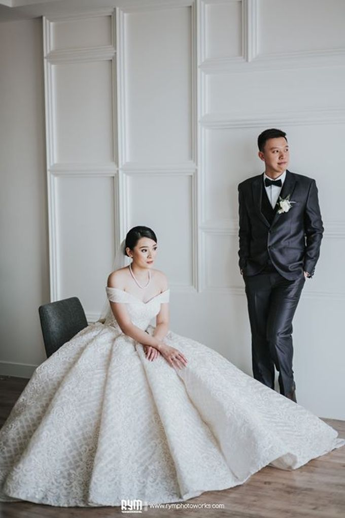 Frans & Patricia Wedding Day by RYM.Photography - 021