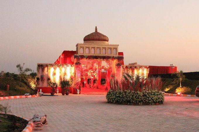 Wedding of Lodha by YESHA WEDDINGS by Yesha Weddings