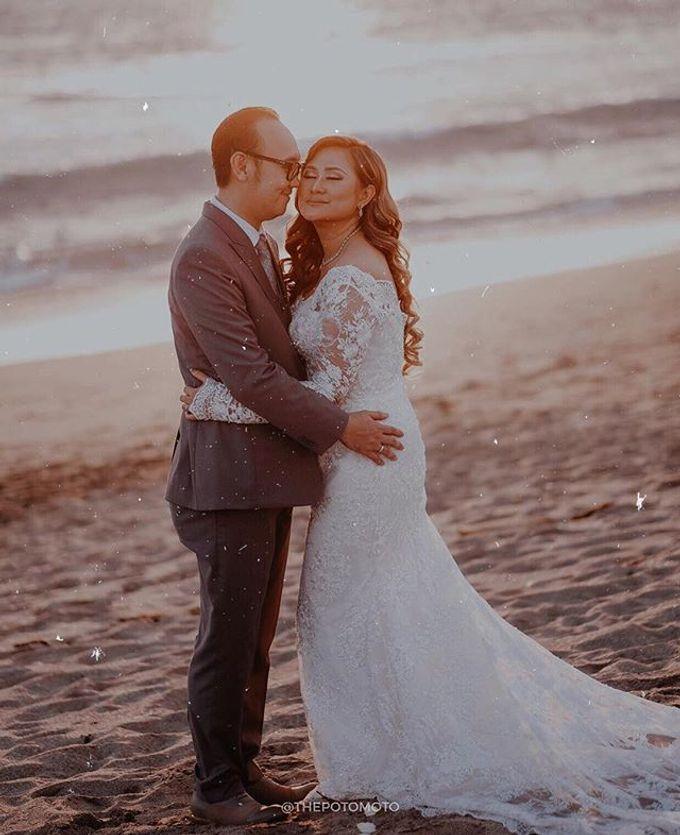 WEDDING OF ROSEVANA TARA AND EMILE by VEZZO STUDIO by Christie Basil - 005