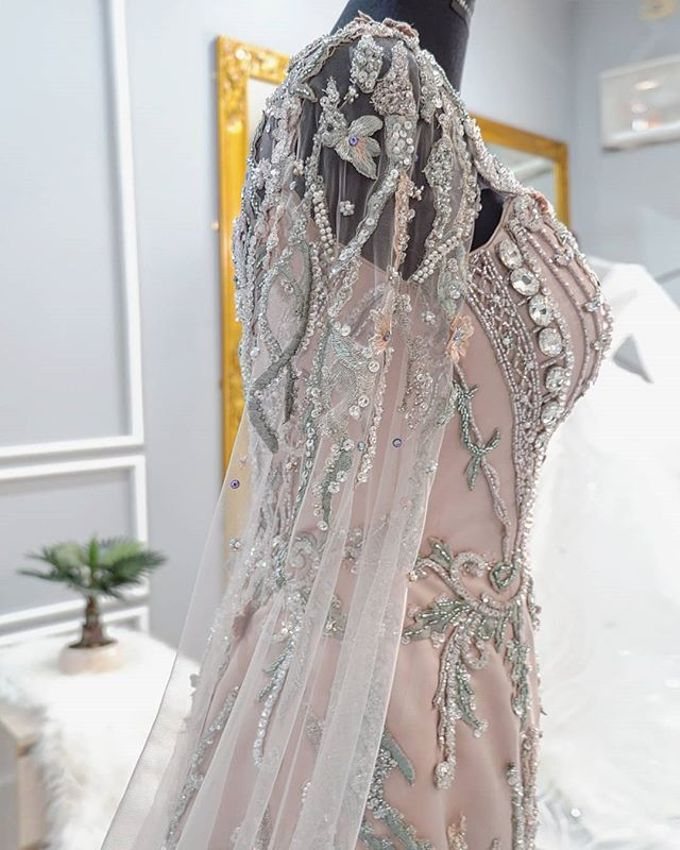 Togi & Sarah Wedding by METTA FEBRIYAN bridal & couture - 003