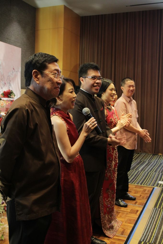 MC Sangjit Holiday Inn Kemayoran Jakarta - Anthony Stevven by Anthony Stevven - 005