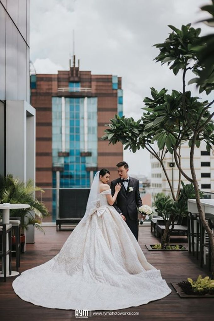 Frans & Patricia Wedding Day by RYM.Photography - 013