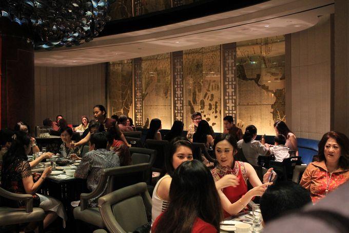 MC Sangjit Li Feng Mandarin Hotel Jakarta - Anthony Stevven by Mandarin Oriental, Jakarta - 004