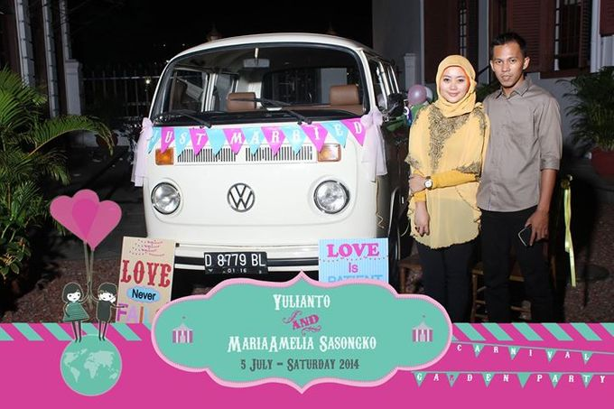 The Weddng of Yulianto & Amy by Twotone Photobooth - 036