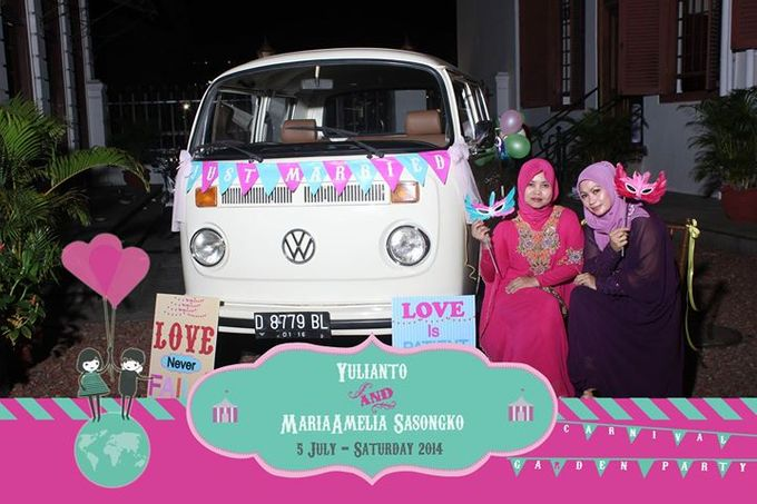 The Weddng of Yulianto & Amy by Twotone Photobooth - 045