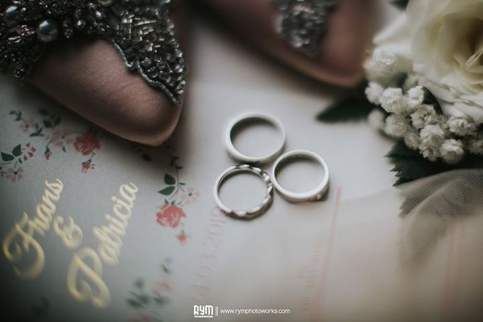 Frans & Patricia Wedding Day by RYM.Photography - 003