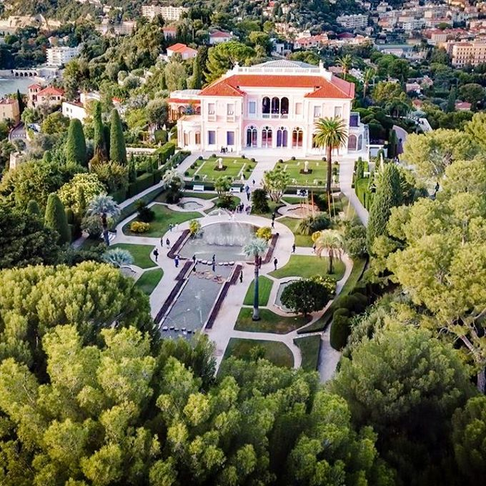 Venues on French Riviera by Destination Wedding Planner & Celebrant by Mira Michael - 012