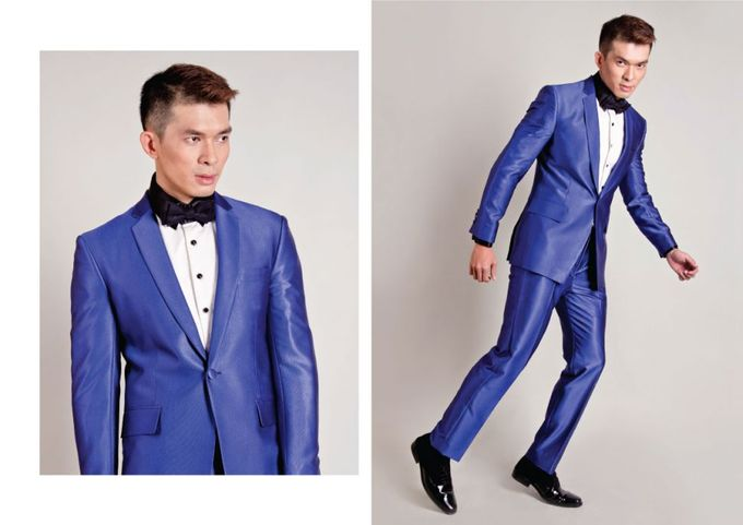 Silver Point by Philip Formalwear - 013