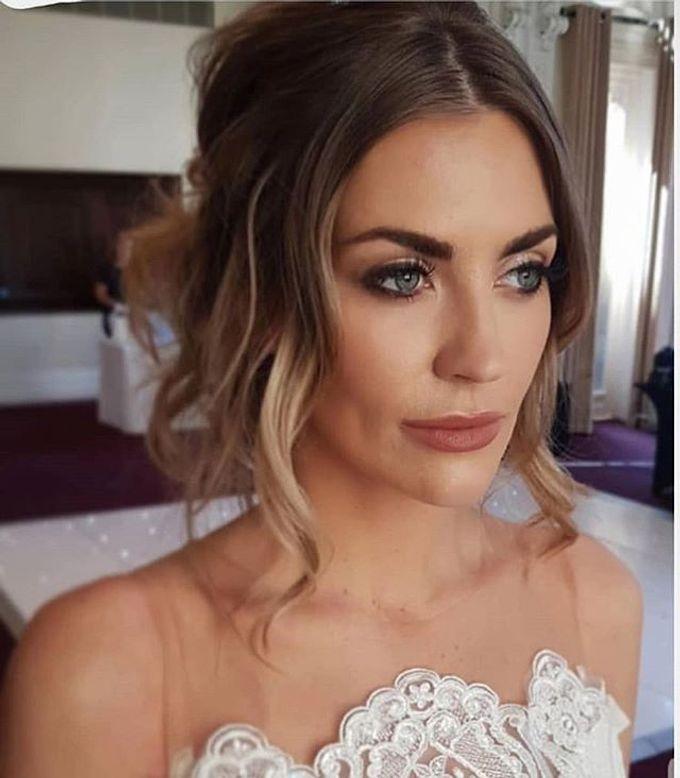 Bridal & events hair  by Danielle Marouzet Hair Design - 018