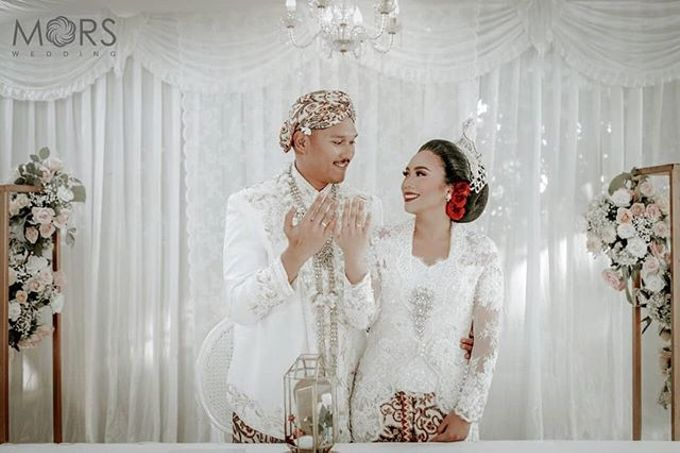 The Wedding of Aisya & Ivan by MORS Wedding - 007