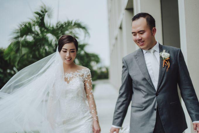 Rudy & Irene Wedding by One Heart Wedding - 029