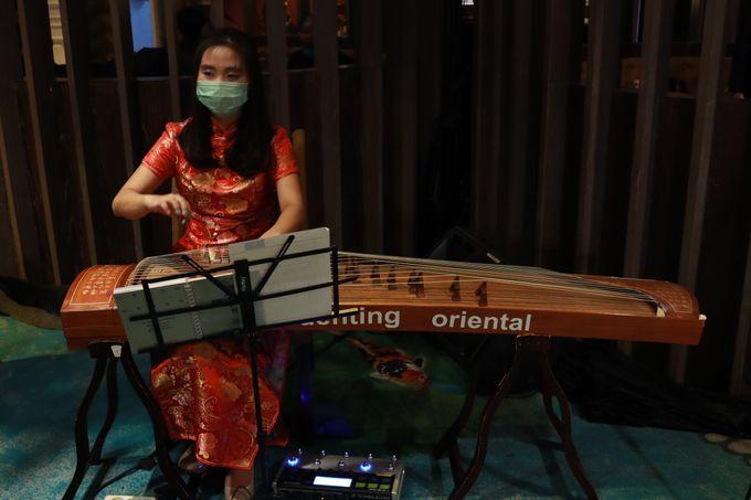 Chinese Instrumental Sangjit Taste Paradise Hyatt Jakarta - Double V by Double V Entertainment - 007