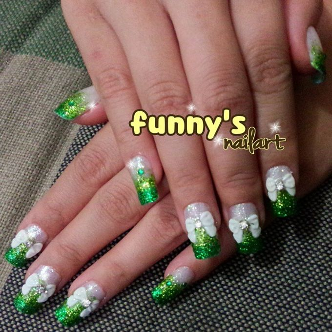 Prewedding , Sangjit by Funny's Nail art - 012